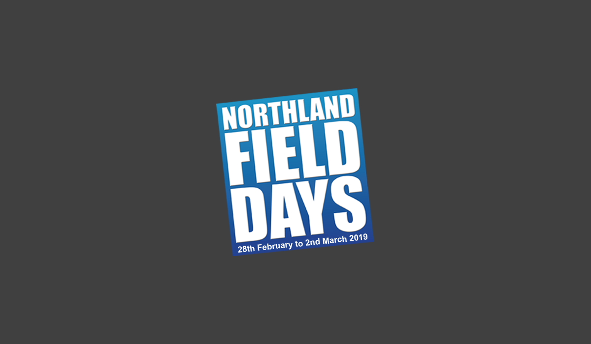 Field Days 5 -7 March 2020